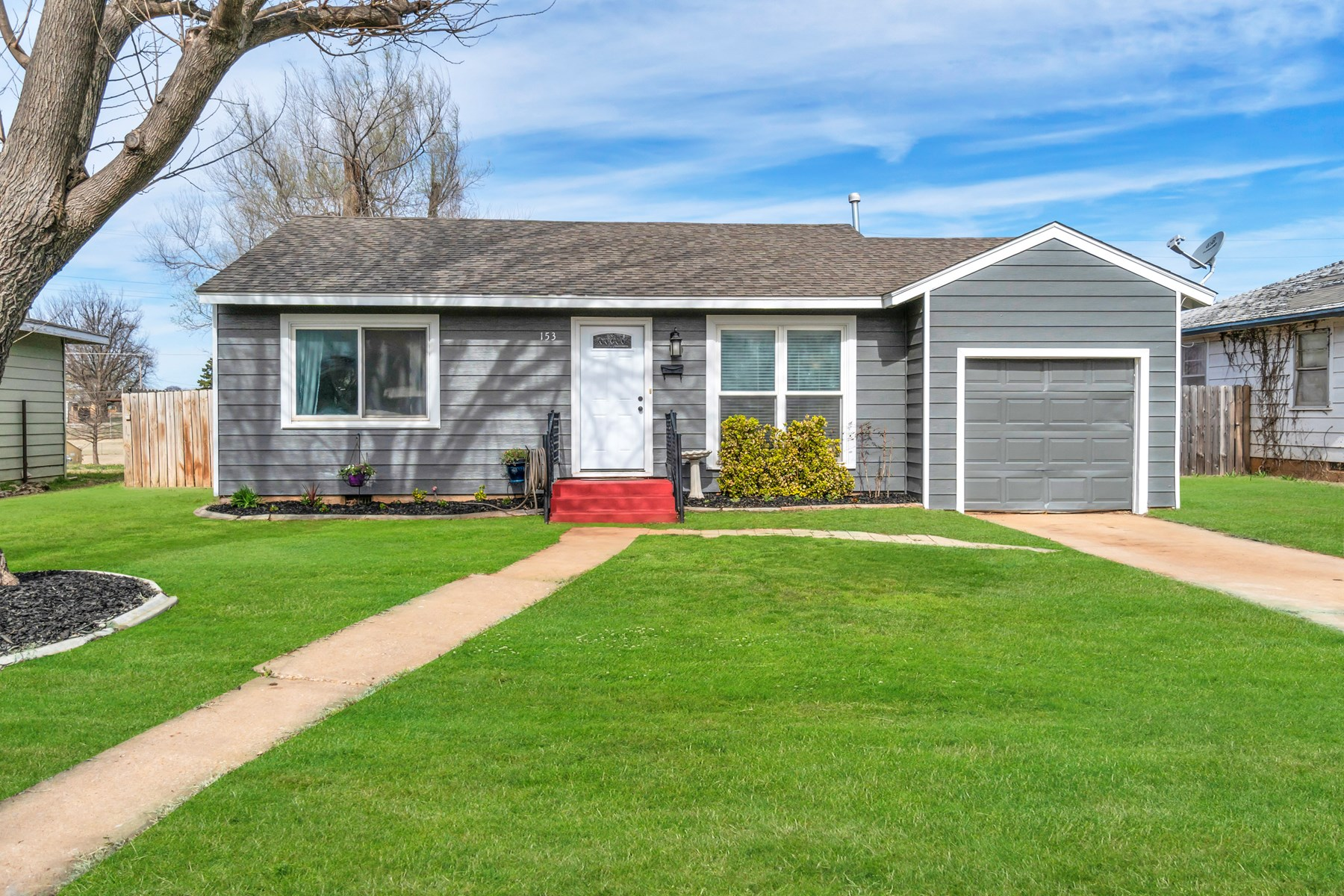 UPDATED HOME FOR SALE ELK CITY, OKLAHOMA
