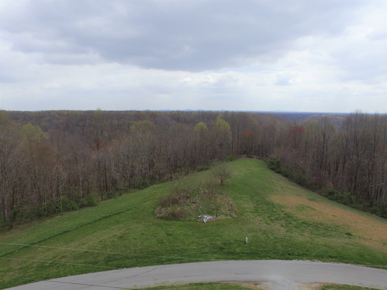 HUNTING-BUILDING SITE-CLEARED & WOODED - LIBERTY KENTUCKY
