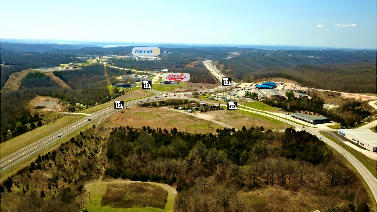 Development Property for Sale in Branson West