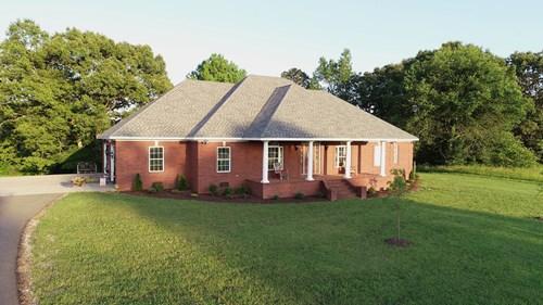 Custom Home for Sale in Henderson County TN, Basement, 1 Ac.