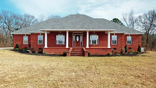 Custom Built Home for Sale in Henderson County TN, Basement