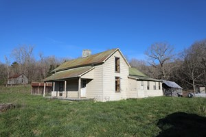 COUNTRY HOME, HUNTING PROPERTY 53.55 ACRES WAYNE COUNTY KY