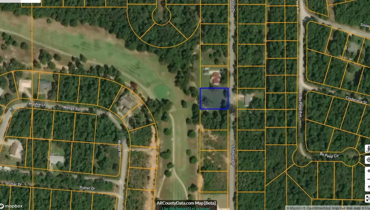 Land for sale in Horseshoe Bend Arkansas