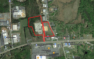 INDUSTRIAL LAND IN BISCOE, NC