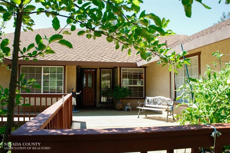 Country Home in Grass Valley, Ca for Sale