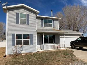 HOME FOR SALE, IN TOWN, MONTROSE, COLORADO
