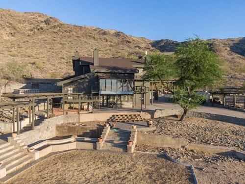 *REDUCED* Equestrian Estate on 4.4 Acres, Laveen, AZ