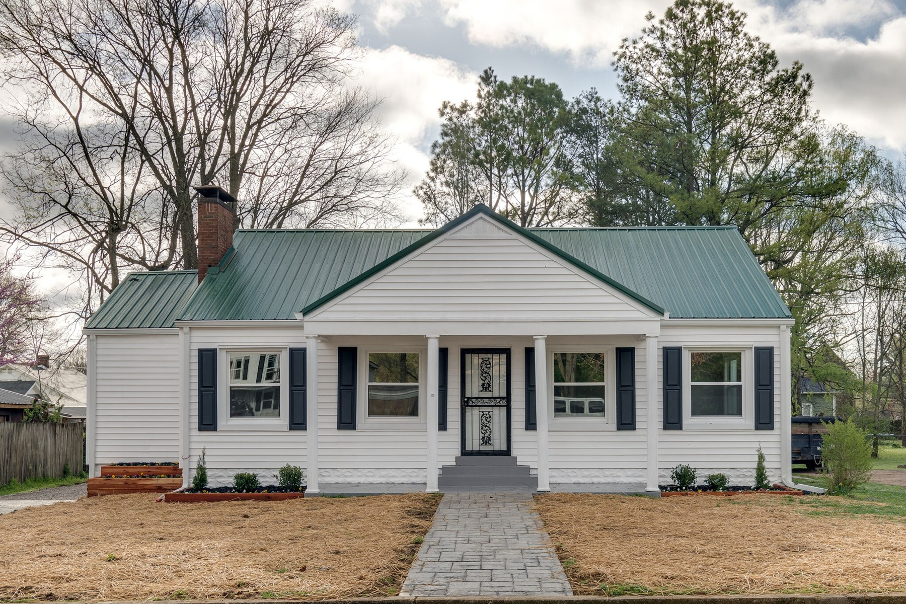Home for Sale in Town in Mount Pleasant, Tennessee.