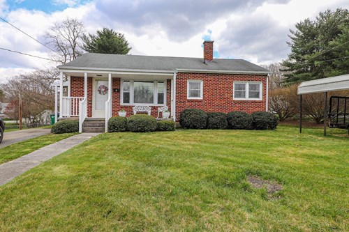 Ranch Style Home for Sale in Christiansburg VA!