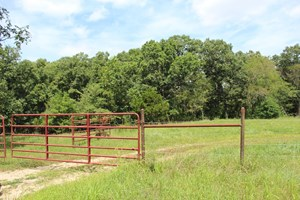RANCH LAND FOR SALE IN SOUTH CENTRAL MISSOURI