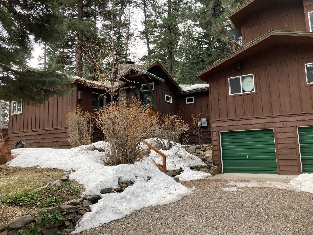 Whispering Pines Community Mountain Home For Sale, Ouray, CO