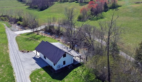 Middle TN Hunting & Recreational Farm w/ Natural Springs