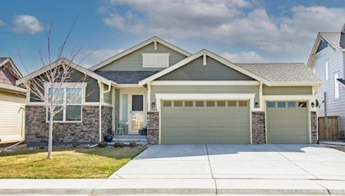 Colorado home for sale in small town Berthoud, CO