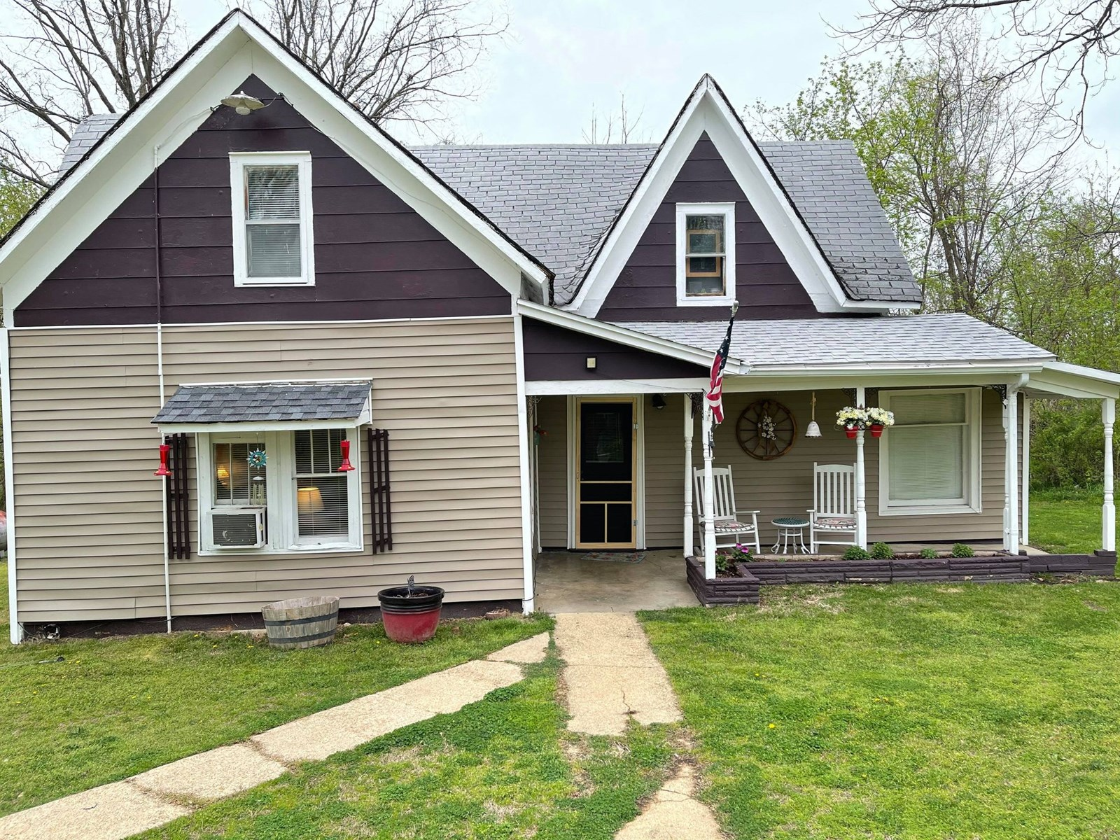 Updated home for sale in Ava Mo.