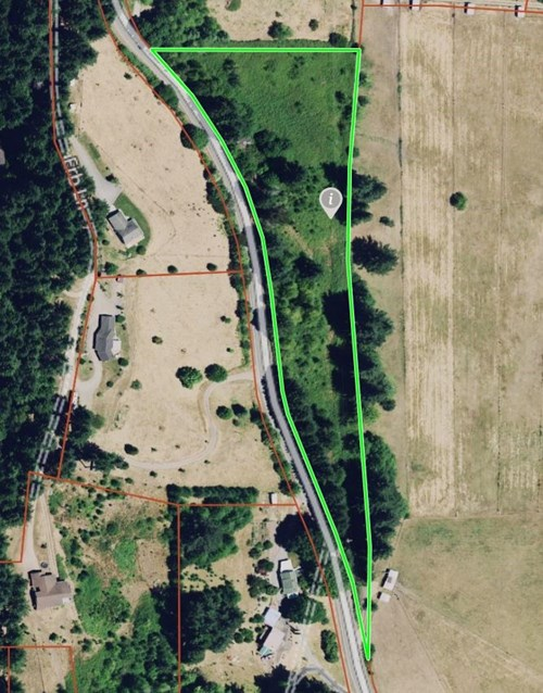 ACREAGE FOR SALE UP THE CHETCO RIVER IN BROOKINGS, OR
