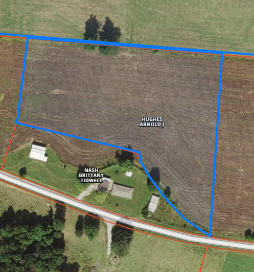Land for sale in Loretto Tennessee
