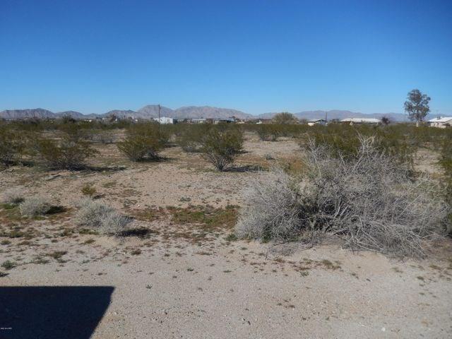 Salome, AZ 2.5 Acre Lot