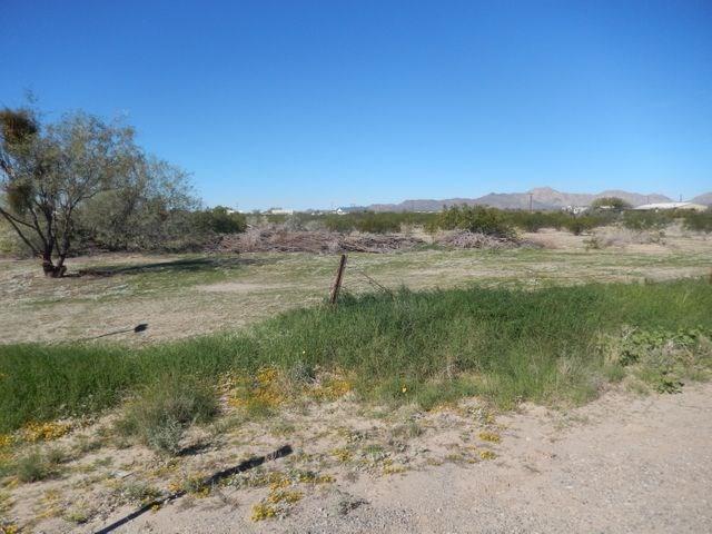2.5 Acre Lot Salome, AZ