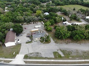 2+ ACRE CG PROPERTY WITH HWY FRONTAGE!