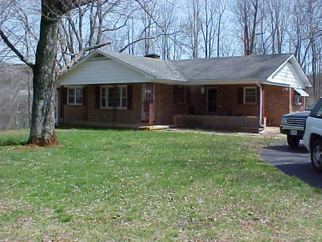RANCH STYLE HOME LOCATED IN PATRICK COUNTY, VA