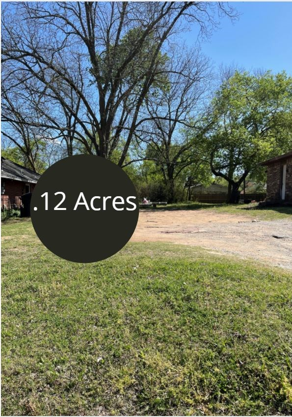 Lot in Ardmore City Limits