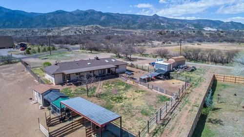Horse Property For Sale Camp Verde AZ