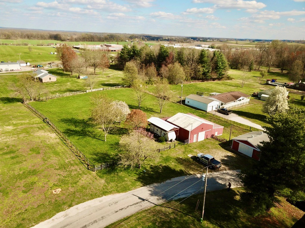 Home Site For Sale in Spencer Cty with Garage & Horse Barn