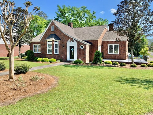 Classic Southern Home for sale Hartford Alabama - Geneva Co