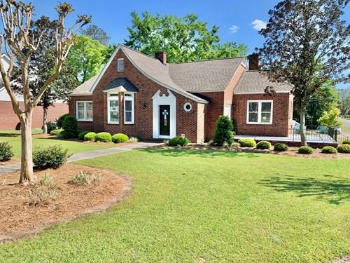 Classic Southern Home for sale Hartford Alabama - Geneva Co