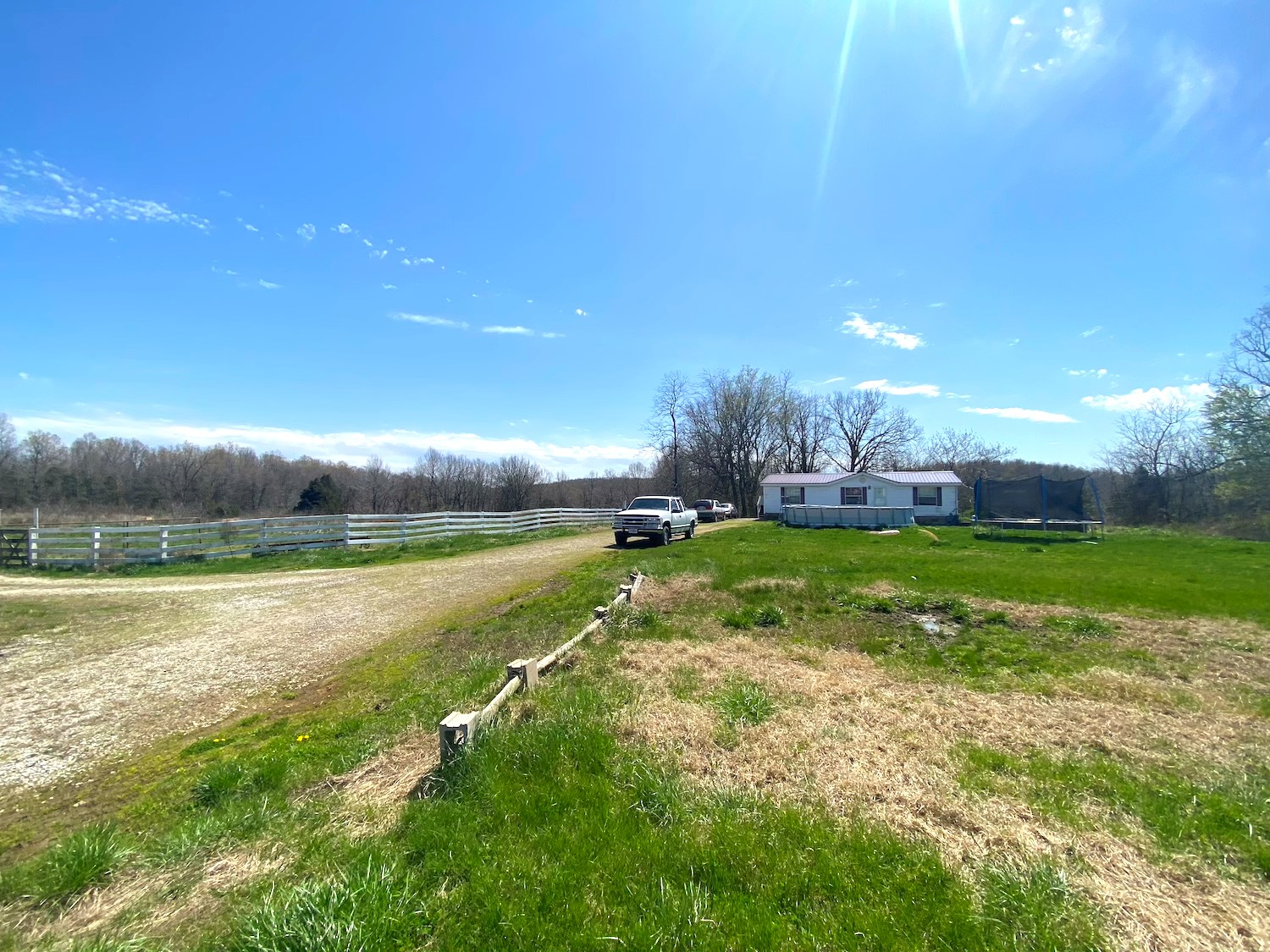 Country Home and Acreage