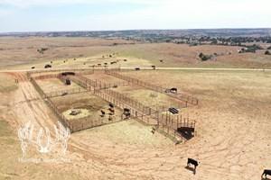 600 ACRES M/L. BARBER COUNTY KS LAND FOR SALE