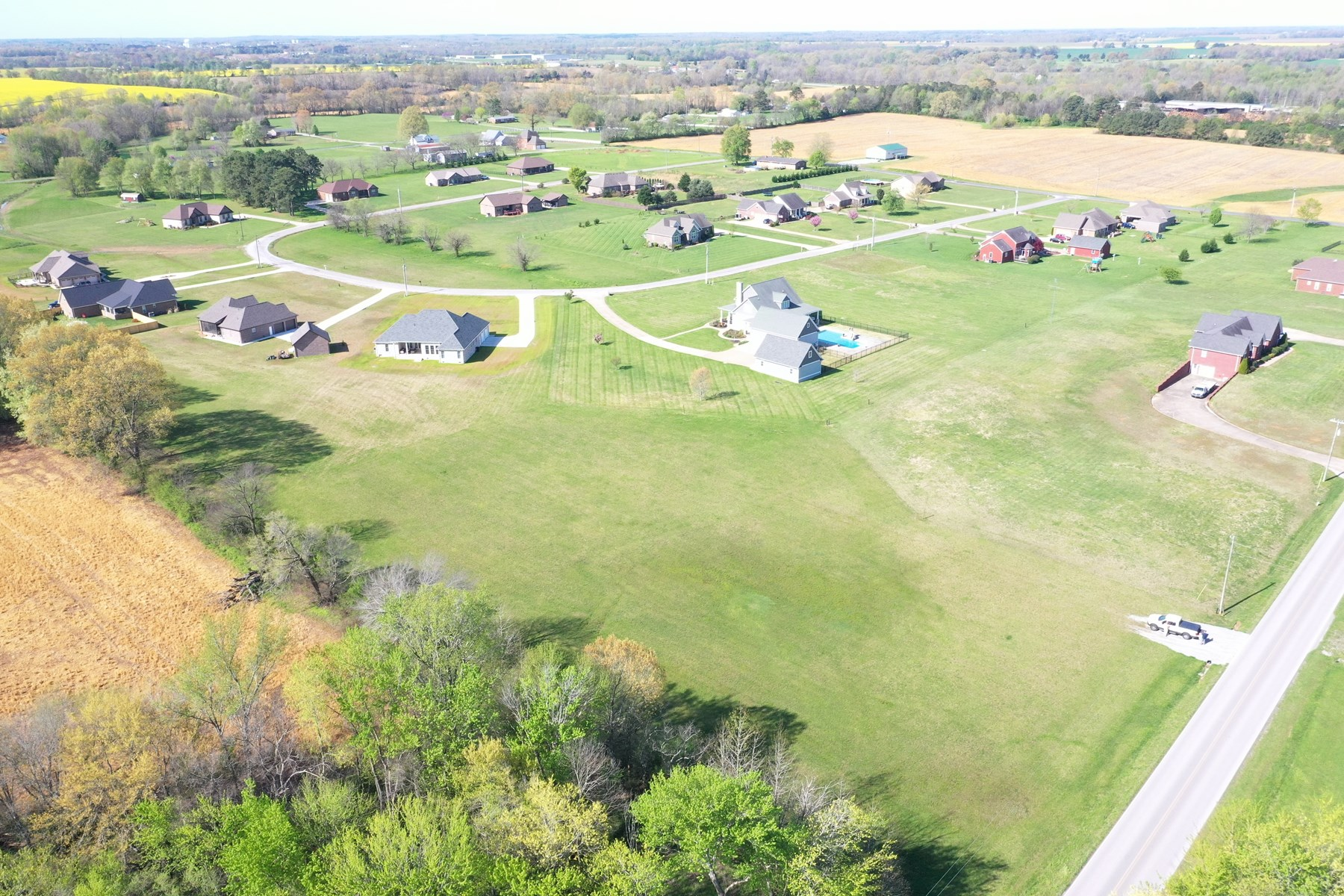 RESIDENTIAL LOT FOR SALE IN ETHRIDGE TENNESSEE