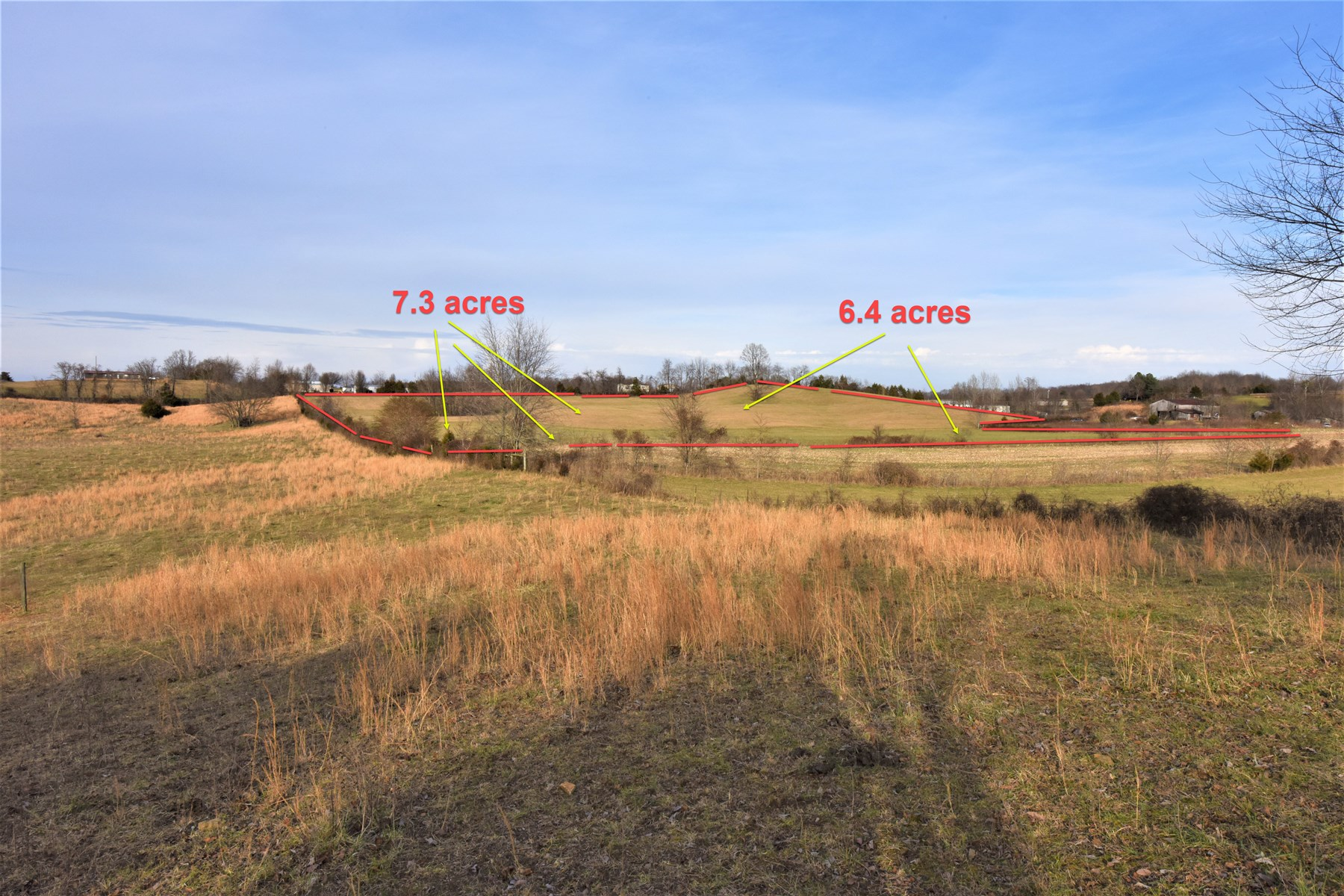 Building Sites with Views, Hobby Farm, Metcalfe County, KY