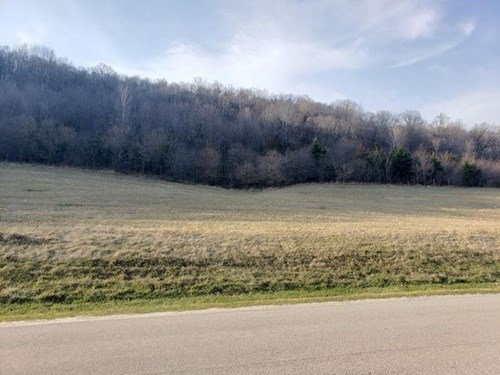 gentle slope for a walkout basement vacant lot for sale