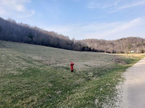 gentle slope for a walkout basement vacant land for sale