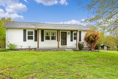 Country Home For Sale w/  2+ AC & Large Barn - TN Hobby Farm