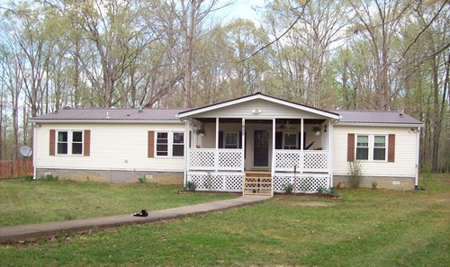 Manufactured Home w/Acreage