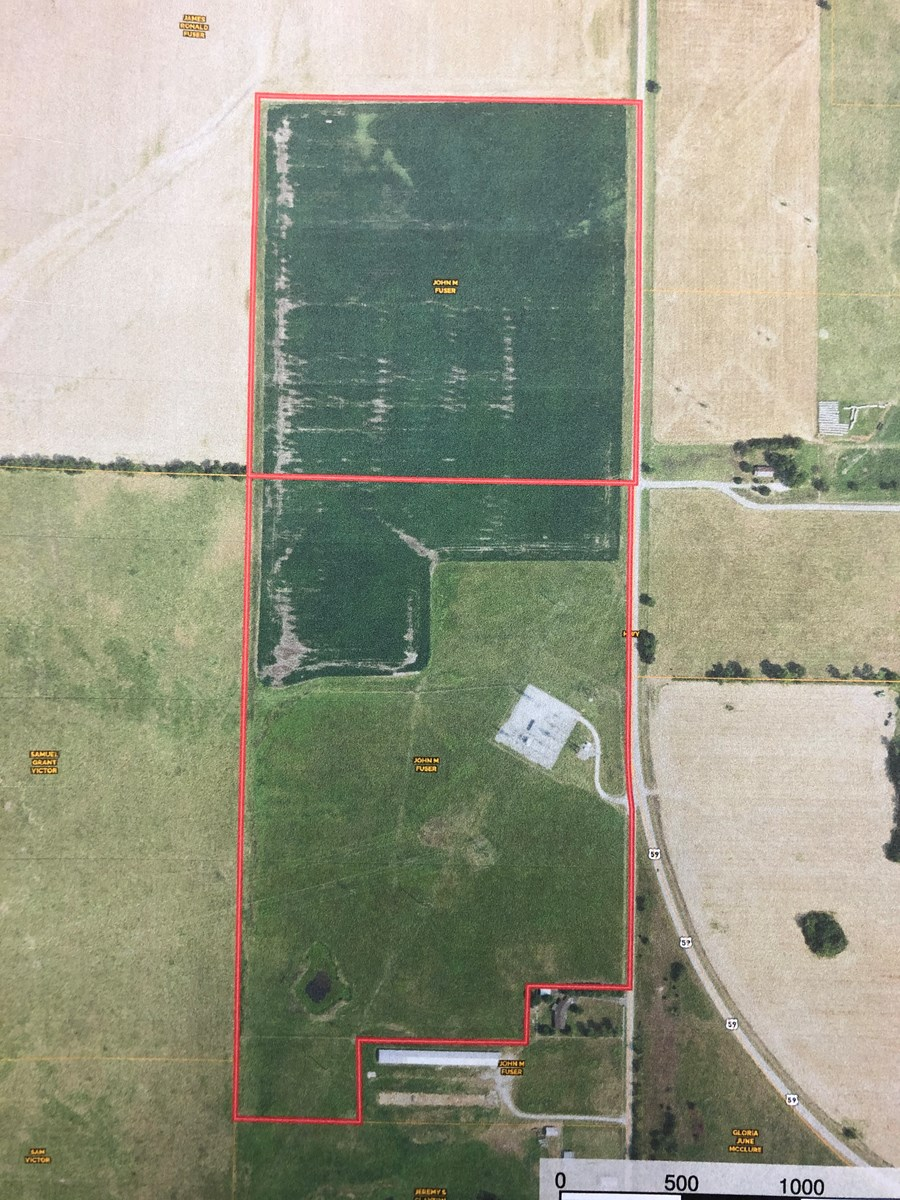FARM LAND RANCH LAND FOR SALE NORTHEAST OKLAHOMA NEAR I-44