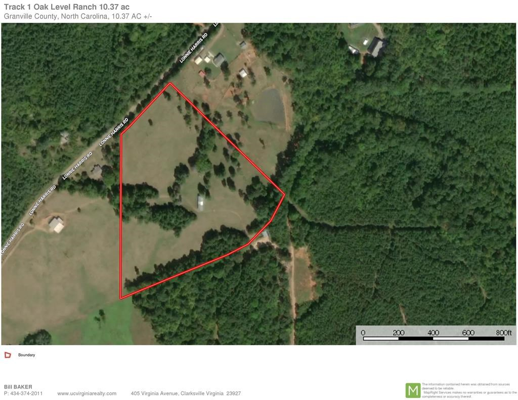 Over 10 Acres Minutes To Kerr Lake, NC