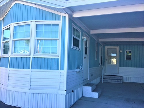 1/2 MANUFACTURED HOME, 55+ COMMUNITY, LILY LAKE RESORT