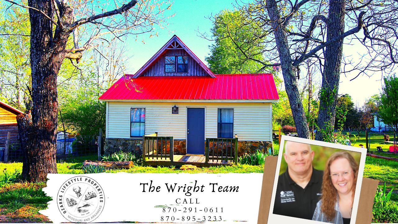 Arkansas Fixer Upper Home for Sale