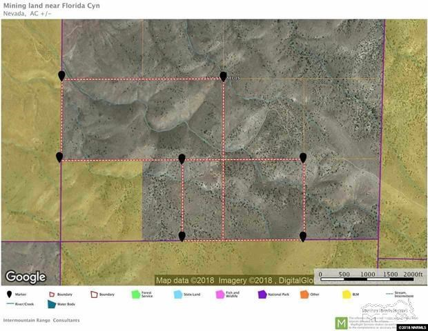 Over 140 acres for sale in Imlay, Nevada