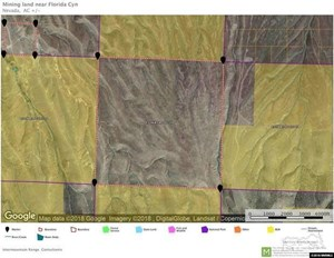 640 ACRES FOR SALE IN IMLAY, NEVADA