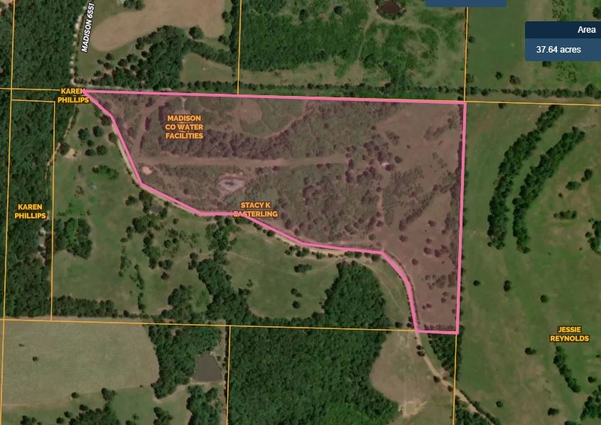 34 Acres For Sale in Huntsville, Arkansas