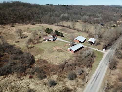 Gentleman's Farm close to Village