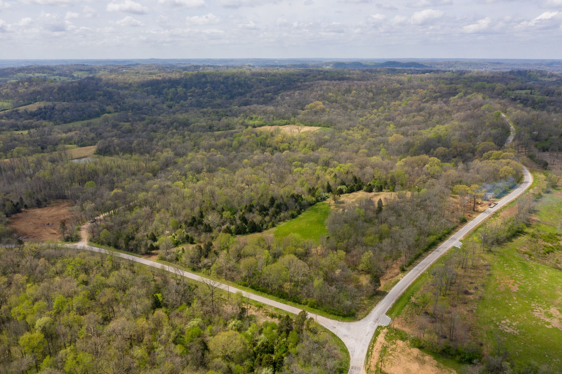 Acreage for Sale with Food Plots in Columbia, Tennessee