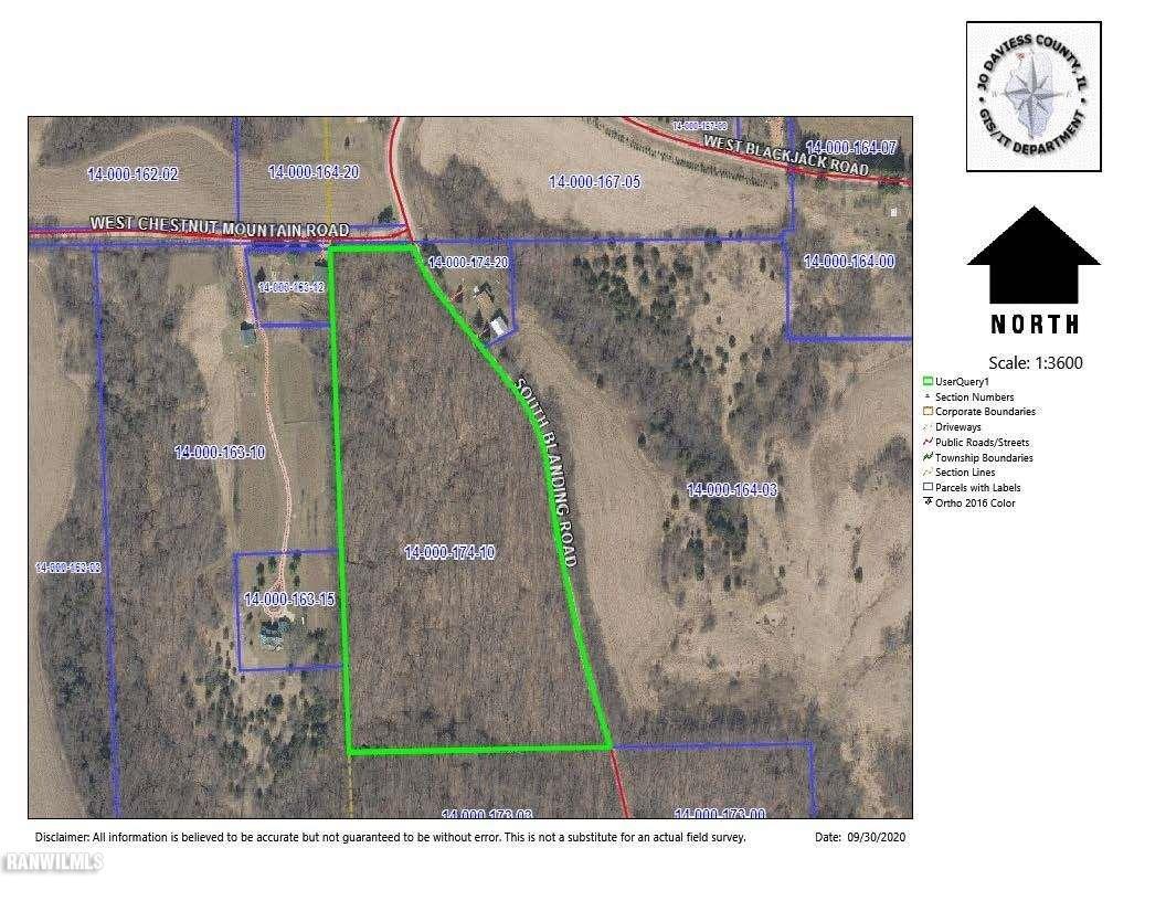 Recreational & Hunting Land Near Galena IL