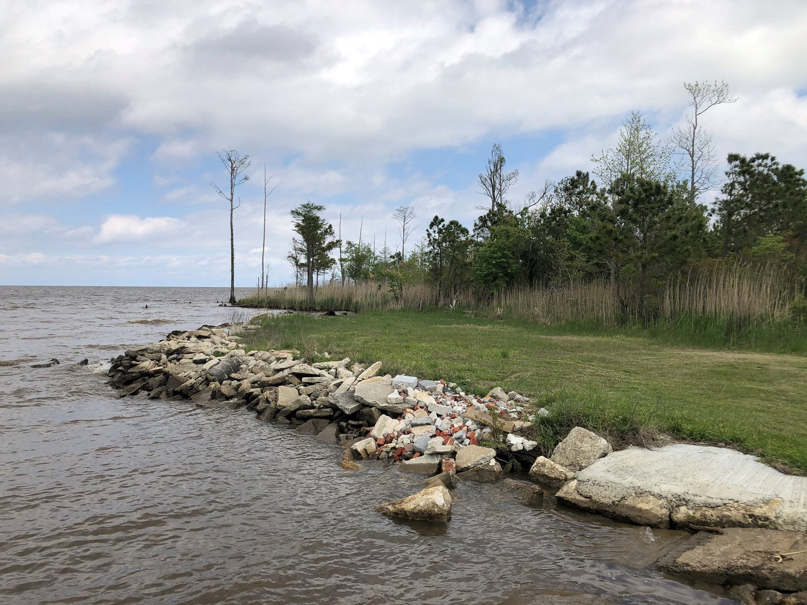 Waterfront property for sale in NC/Residential land