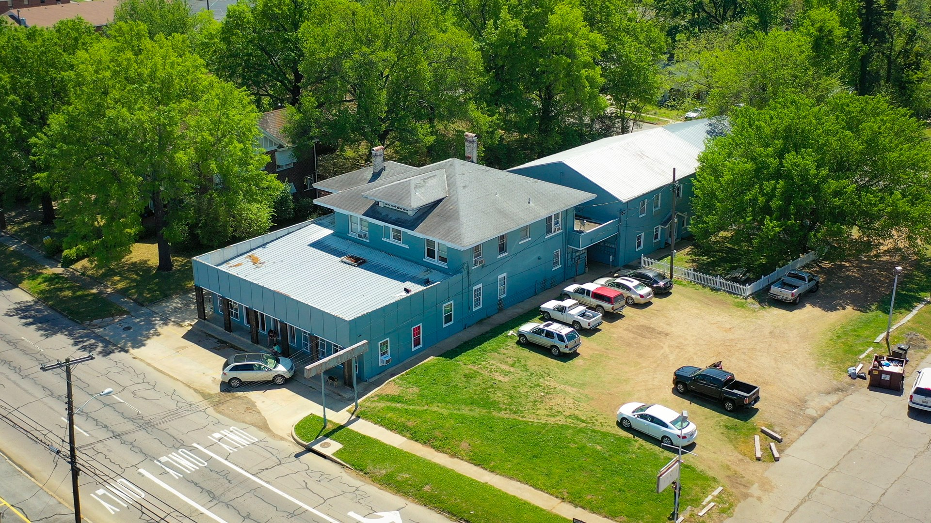 Income Producing Apartment Complex For Sale Paris Texas