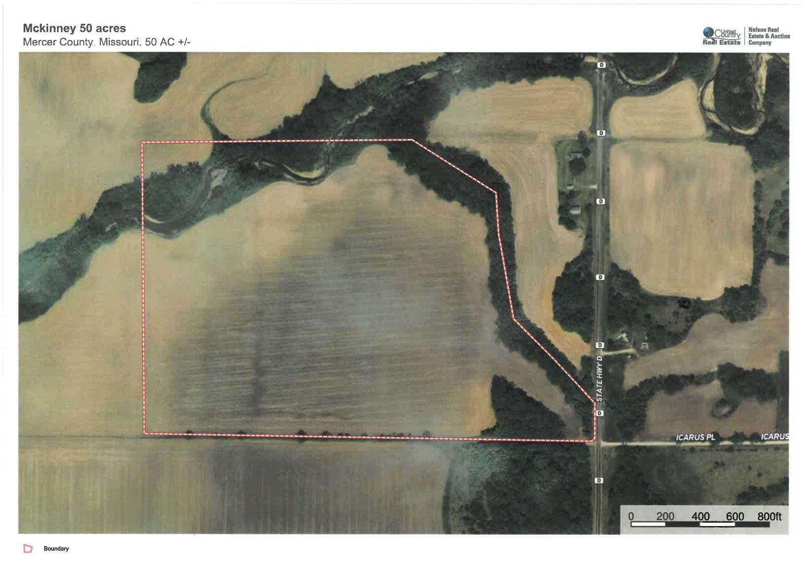 Northwest Missouri Row Crop Farm